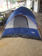 wenzel camping tent 7ft by 7ft in Leesville, Louisiana