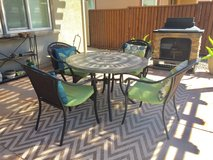 "44"" Granite Outdoor Patio Set in Vacaville, California"