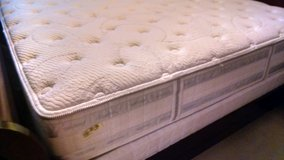 King Size Top Mattress Only... no box spring in Buckley AFB, Colorado