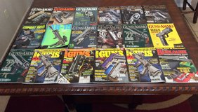 Guns & Ammo Magazines in Fort Bliss, Texas