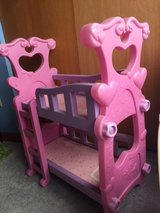 doll bunk bed. in Batavia, Illinois