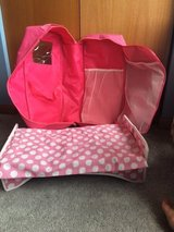 Doll carrier and travel bed in Aurora, Illinois