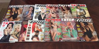 Tatto Magazines in Fort Bliss, Texas