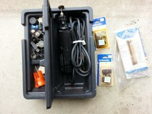 Dremel tool with accessories in Aurora, Illinois