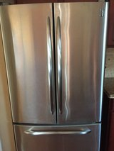 GE STAINLESS STEEL FRIDGE in Bolingbrook, Illinois