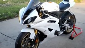 White and Gold R6,price is negotiable. in Columbia, South Carolina