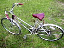 Bicycle, Woman's 3 Speed Western Auto in Fort Riley, Kansas