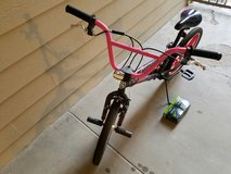 20 inch Girl bike with two slime self sealing tubes for $ 100 in Colorado Springs, Colorado