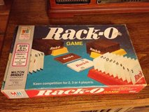 Vintage Rack-O Game in Joliet, Illinois