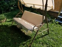 patio swing for 2 people in Naperville, Illinois