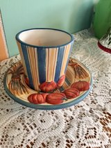Yankee Candle Votive Cup & plate in Harrisburg, Pennsylvania