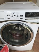 *Whirlpool Front load washer and dryer* in Okinawa, Japan
