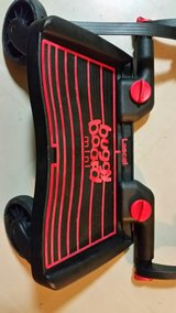 Black And Red Buggy Board Mini in Okinawa, Japan