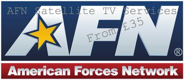 AFN Satellite TV Services in Lakenheath, UK