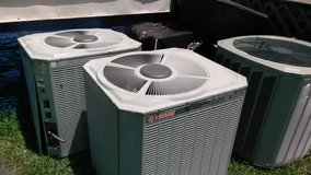 trane 2 1/2 ton heat pump condenser in Cherry Point, North Carolina