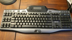 Logitech G510 Illuminated gaming keyboard in Stuttgart, GE