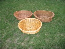 wicker dog baskets in Ramstein, Germany
