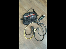 Scuba Octopus and Computer incl bag MARES in Ramstein, Germany
