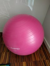 Pink Exercise Ball 65 cm in Ramstein, Germany