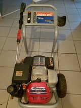 Excell Gas pressure washer - 2600 psi Honda gas engine in Ramstein, Germany