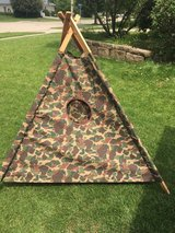 TeePee in DeKalb, Illinois