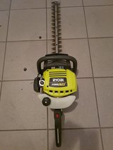 26CC POWR LT2  GAS HEDGE TRIMMER WITH 60CM BLADE, 26MM CUT in Ramstein, Germany