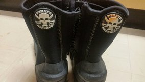 f Black Pirate diving Boots / snorkel Boots in Okinawa, Japan