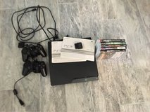 PS3 160 GB with 5 Games in Warner Robins, Georgia