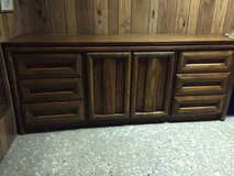 REDUCED! SOLID Bassett Dresser in Tinley Park, Illinois