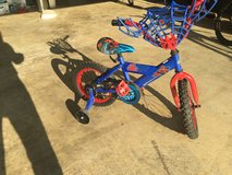 Boys Spiderman 14 Inch Bike in Waldorf, Maryland