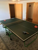 Sven Mobilo Ping Pong Table in Ramstein, Germany
