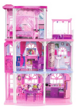 Barbie 3 story dream townhouse in Cleveland, Texas