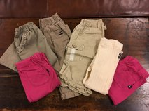 6 pairs of Capri Pants Size 120-140 in Okinawa, Japan