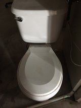 toilet--extra-not being used in Aurora, Illinois