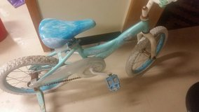 Toddler's  Frozen Theme Bicycle in Okinawa, Japan
