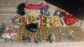 Small arts and crafts lot in Fort Polk, Louisiana
