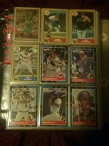 826 baseball trading cards in Wilmington, North Carolina