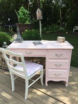 Adorable French Provincial Desk & Chair! in Naperville, Illinois