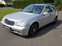 02 Automatic Mercedes C220 CDI *TURBO DIESEL *75000 MILS* NEW INSPECTION in Ramstein, Germany