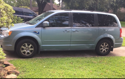 2008 Chrysler town country minivan in The Woodlands, Texas