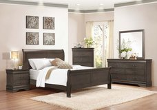 *NEW Louis Philippe Sleigh Bedroom Set in Beaufort, South Carolina