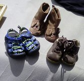 3 Pair Size 2 Shoes in Ruidoso, New Mexico