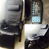Leather Massage Chair in The Woodlands, Texas