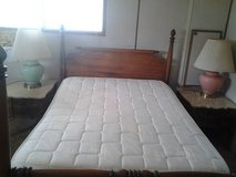 bedroom set full size in Yucca Valley, California