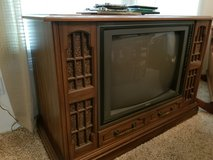 RCA Console TV Cabinet in Wilmington, North Carolina