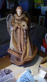 "24"" Tall Angel in Ruidoso, New Mexico"