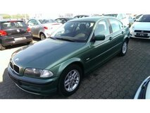 BMW 318i 4 Dr Sedan ( AUTOMATIC, A/C, Alloys, New Service, New TÜV, Super Low Miles, Only 81k !! ) in Ramstein, Germany