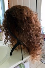 Lace front ombre sensationnel curly wig in Camp Lejeune, North Carolina