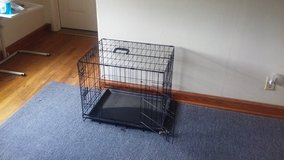 Training and travel wire crate. Like new in Fort Knox, Kentucky