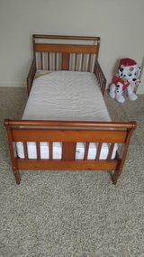 Toddler Bed and Mattress in Bolling AFB, DC